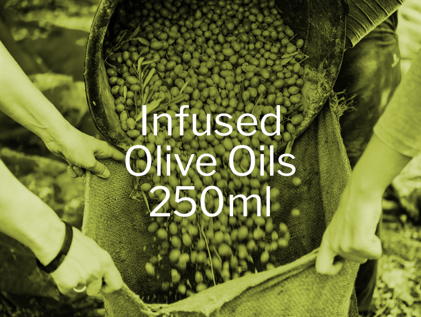 Infused Olive Oils 250ml