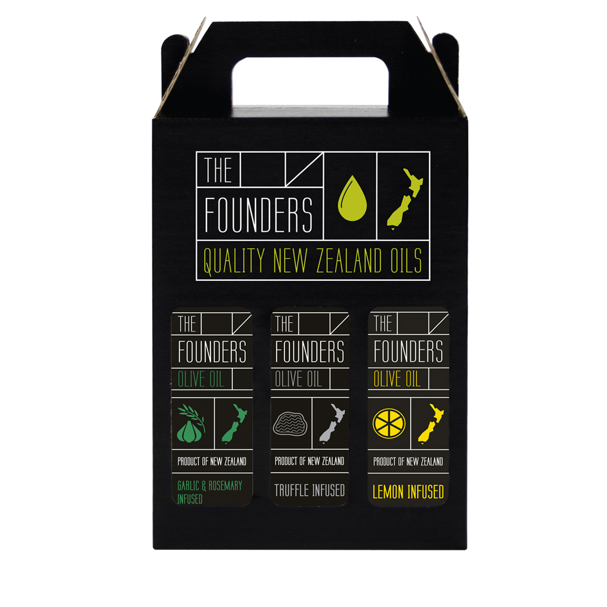 The-Founders-Olive-Oil-Giftpack-3x250ml-1200×1200-Infuseds